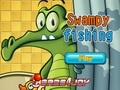 Крокодильчик Свомпи: рыбалка