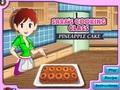 Кухня Сары: ананасовый пирог