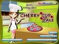Кухня Сары: вишневый пирог