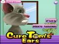 Лечим уши говорящему коту