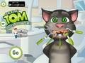Лечим зубы говорящему коту