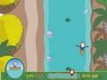 Луни Тюнз: сплав по реке