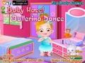 Малышка Хейзел: балетные танцы