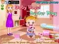 Малышка Хейзел: игра в доктора