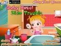 Малышка Хейзел: проблемы с кожей