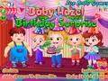Малышка Хейзел: сюрприз на День рождения