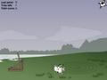 Метание супер коровы