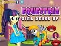 Одевалка: девушки из Эквестрии