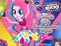 Пинки Пай: rainbooms style