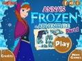 Приключения Анны. Часть 1
