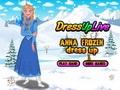 Принцесса Анна: одевалка