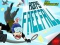 Рон: свободное падение