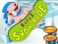 Руфус: катание на сноуборде