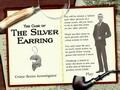 Шерлок Холмс: тайна серебряной сережки