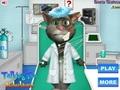 Скорая медпомощь говорящему коту