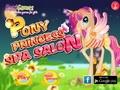 Спа-салон для принцессы пони
