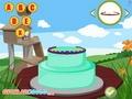 Хелло Китти украшает торт