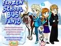 Холодное сердце: школьный автобус