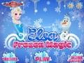 Эльза: холодная магия