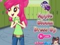 Эппл Блум: одевалка