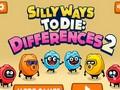 Глупые способы умереть: отличия 2