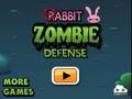 Кролик-зомби: защита