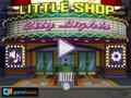 Маленький магазин 3: город света