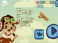 Томми - обезьяний пилот
